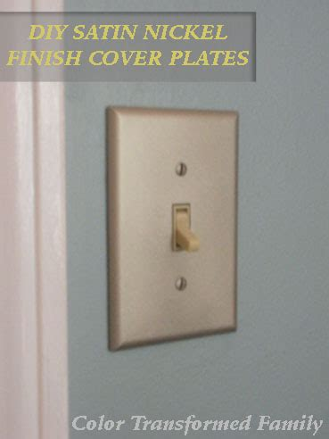 spray painting light switches spray paint color transformed family