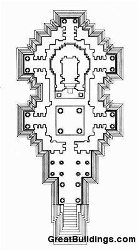 hindu temple floor plan temple plan