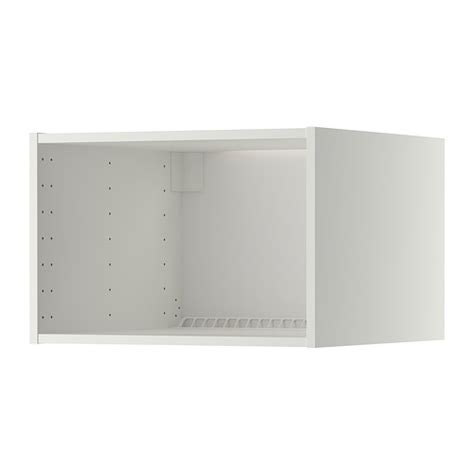 schrank 60x60x60 metod fridge freezer top cabinet frame white 60x60x40