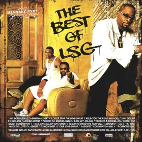 lsg my side of the bed lsg the best of lsg hosted by dj snakeeyes mixtape