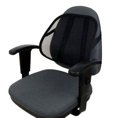 5 best back supports for office chairs back health