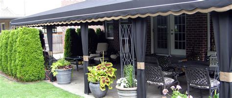 custom patio awnings custom commercial awnings from thompson awning soapp culture