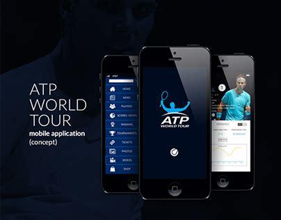 atp mobile atp mobile app concept on behance