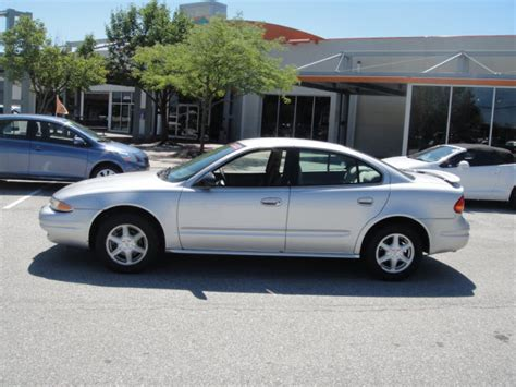 2002 oldsmobile alero information and photos momentcar