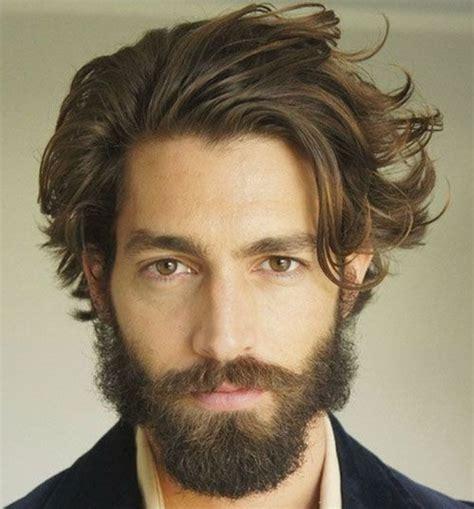 beard length hair length 43 medium length hairstyles for men medium lengths men