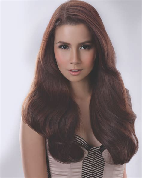 hair color for pinays 4 makeup tips every morena should know of best hair color