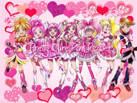 Shop For The Cure Duwop Power 2 by Pretty Cure Pink Power By Pinkhanamori On Deviantart