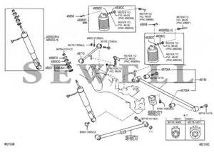 Lexus Parts Oem Suspension Refresh Kit Oem Parts Only Clublexus