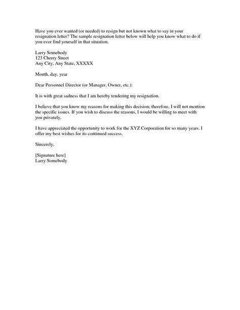 Format Resignation Letter Word by Best Photos Of Resignation Letter Sles In Word Format Resignation Letter Format Sle