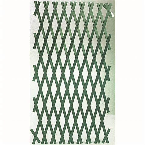 traliccio estensibile verdemax traliccio estensibile pvc verde brico io