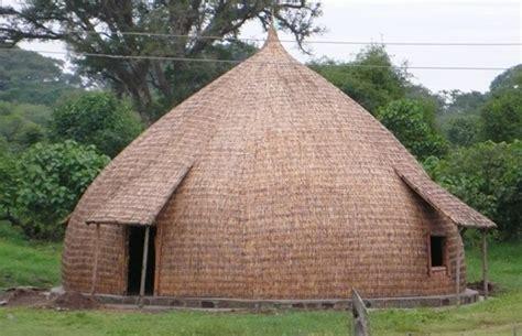 une hutte la hutte traditionnelle du peuple sidama