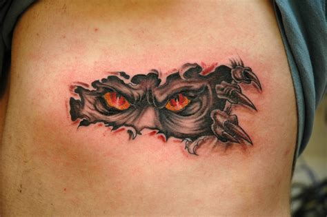 evil tattoo designs evil eye tattoos designs