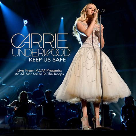 carrie underwood play on song mp carrie underwood honors soldiers with song written for acm