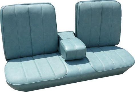 front bench seat covers 1966 cadillac deville standard front bench seat cover with
