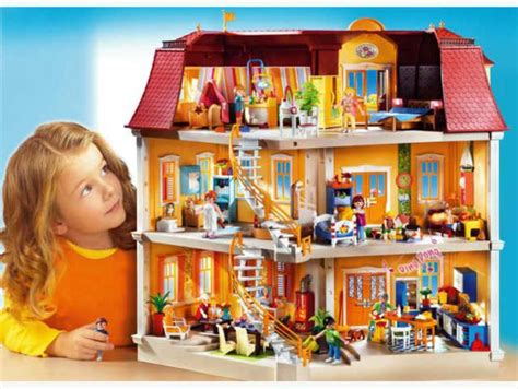 Brand New Playmobil Grande Mansion 5302 Diggit Victoria Playmobil House