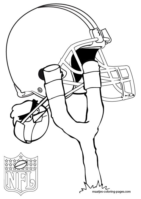 cleavland browns logos free coloring pages