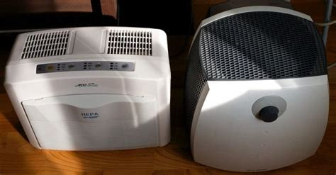 are air purifiers helpful the research reviewed