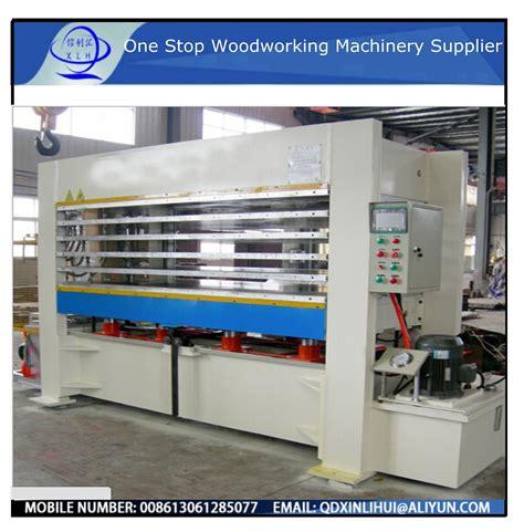 china door skins veneer melamine plywood hot pressing