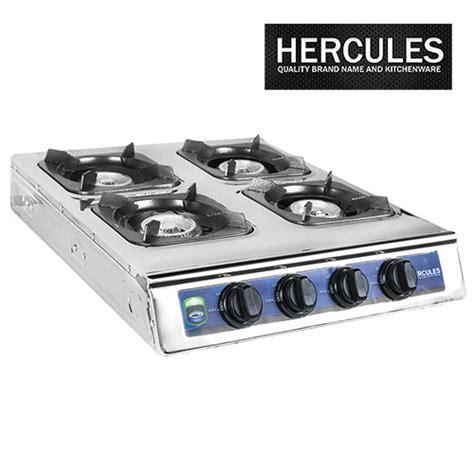 Outdoor Cooktop Propane - hercules 4 burner propane outdoor stove ebay