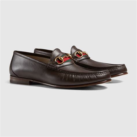 loafers mens s horsebit leather loafer gucci s moccasins