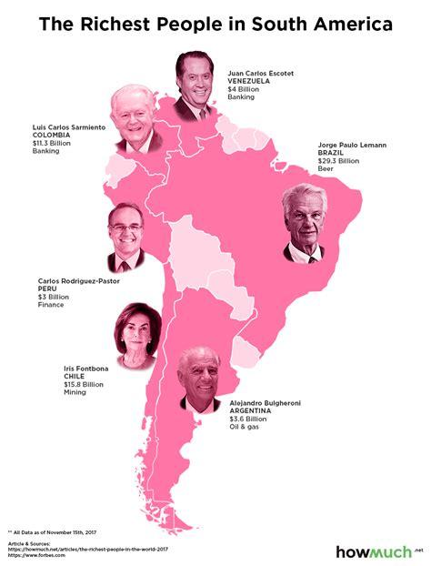 a list of richest billionaires in each country marketwatch