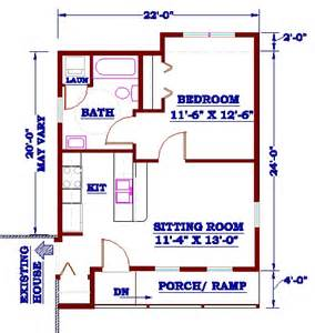 in apartment addition plans in law addition with kitchen homes and house plans