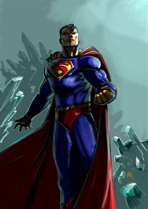 classic superman wallpaper superman classic by francescoiaquinta on deviantart