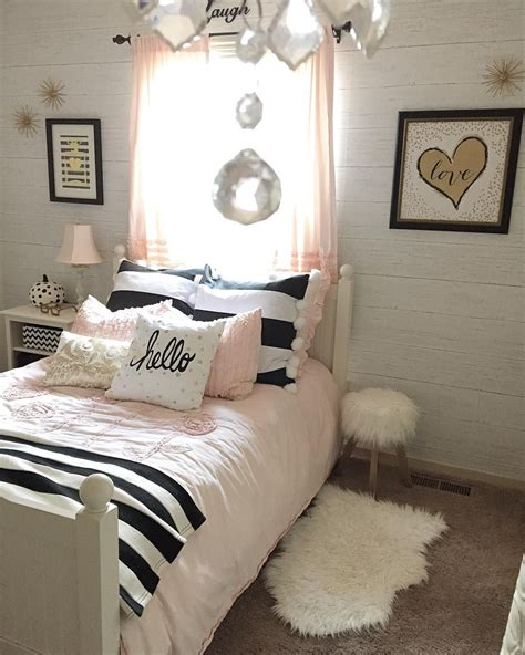 cute bedroom accessories girls room decor and design ideas 27 colorfull picture