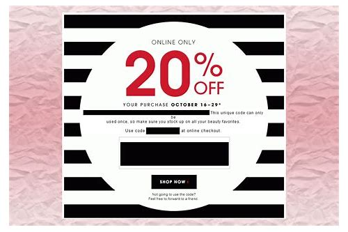 sephora coupon codes 10 off
