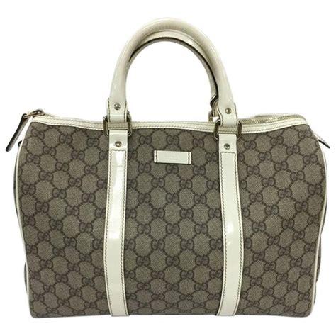 Sale Bag Gucci 1796 Semprem gucci boston bag gg coated canvas medium for sale at 1stdibs