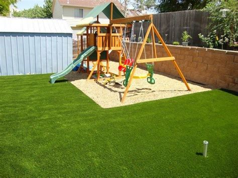 small backyard playground creating the perfect outdoor environment for your kids