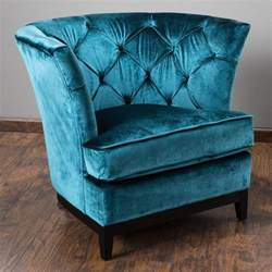 living room furniture teal blue tufted velvet sofa