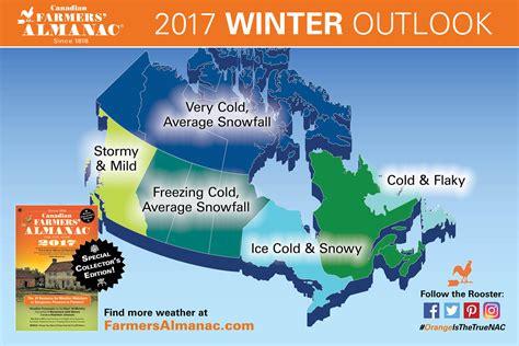 winter weather forecast 2016 2017 northern ontario travel