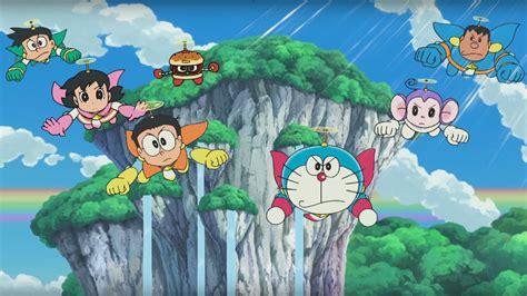 film doraemon quando esce doraemon il trailer italiano del film nobita e gli eroi