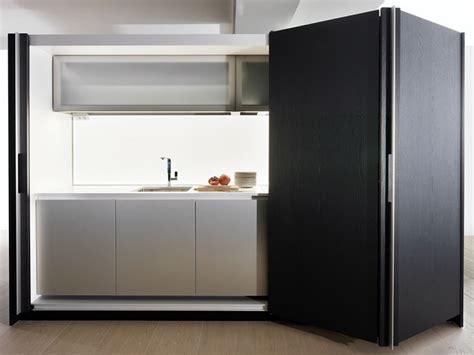 cucine scomparsa mini cucine cucine monoblocco tutto al suo posto in