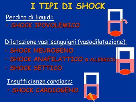 dilatazione vasi sanguigni lo shock ppt scaricare