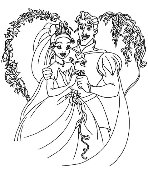 interactive princess coloring pages interactive magazine prince naveen and princess