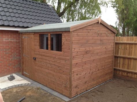 Beast Sheds Reviews by Instant Get 12x8 Wooden Sheds Wood Shed