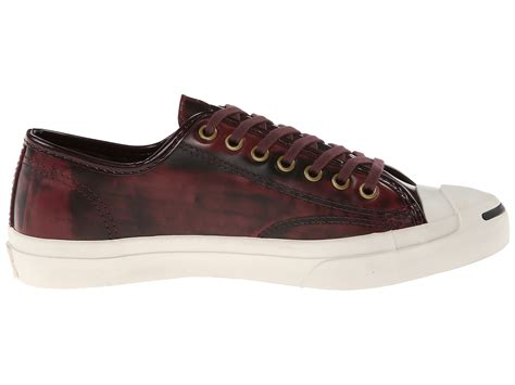 converse purcell box leather oxheart egret