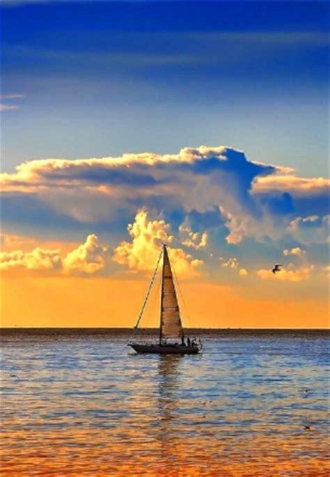 有船的风景画大全_有船的风景画汇总