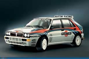 Lancia Delta Martini Ausmotive 187 Lancia Delta Integrale Voted Best