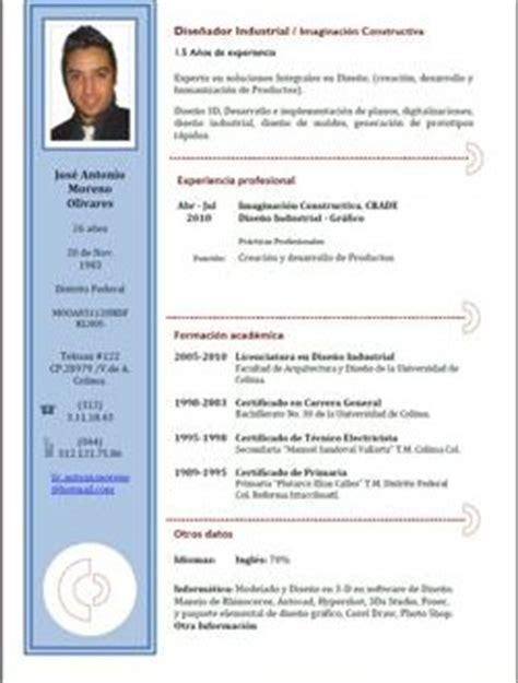 Modelo Curriculum Europeo Ingles Doc 10 Consejos Para Crear Un Curriculum Vitae 10 Curiosidades
