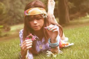 desejo adolescente estilo hippie chic