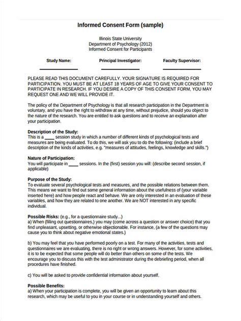 format informed consent kki 33 consent form format