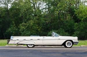Pontiac Wider Is Better 1959 Pontiac Bonneville Convertible Is Better Than A