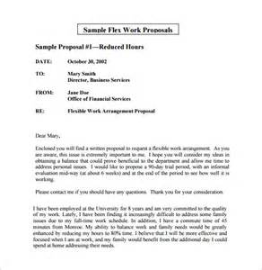 work proposal template 10 free sample example format