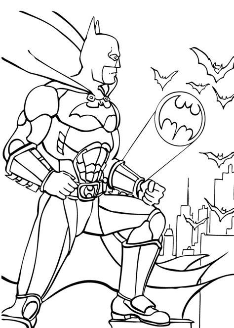 batman action coloring pages batman with bats coloring pages hellokids com