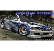 Forza Horizon  NFS Most Wanted BMW M3 GTR Freestyle