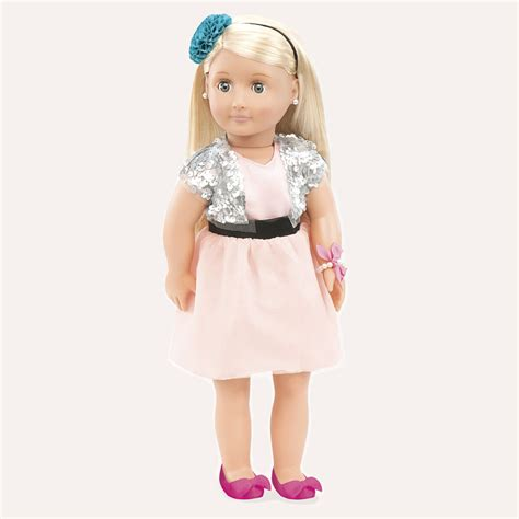 doll uk anya our generation anya og doll jewellery doll from