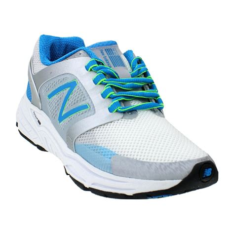 new balance w3040sb1 white silver blue infinity synthetic